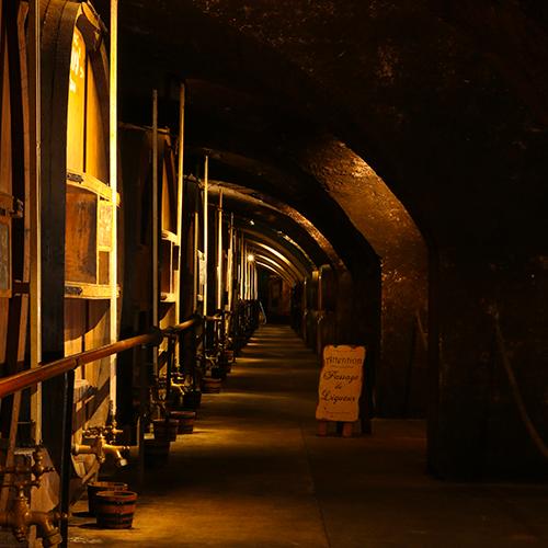 Aux Caves de la chartreuse